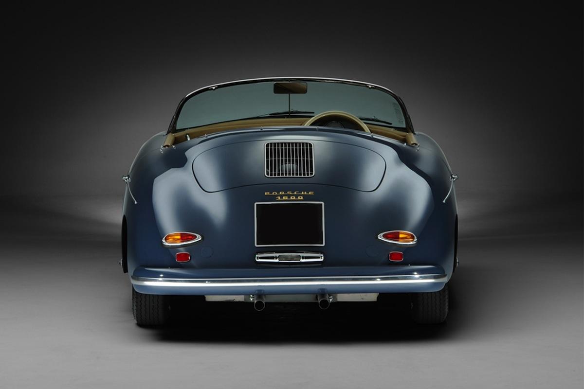 1957 Porsche 356A- 3