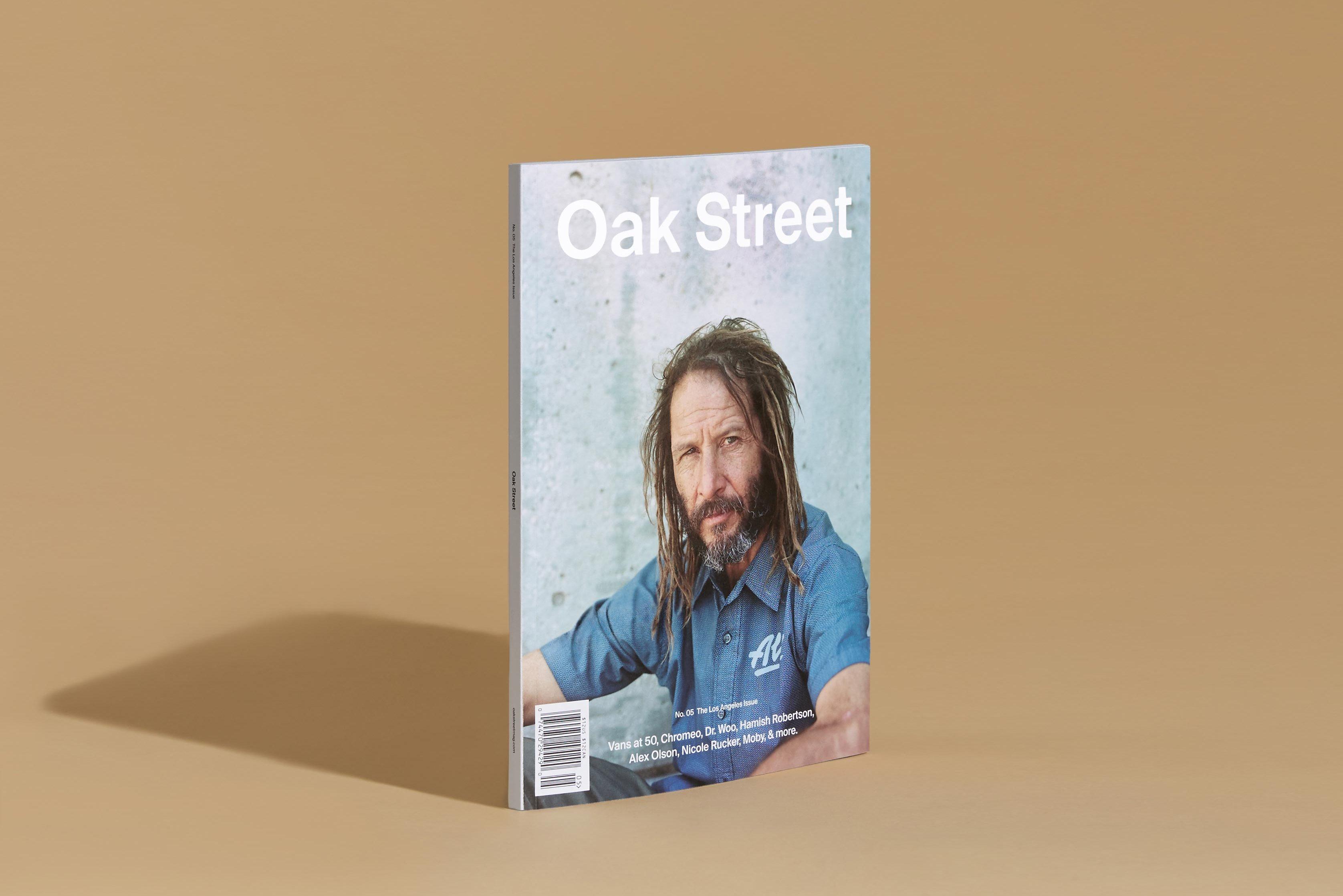 Oak Street - The Los Angeles Issue