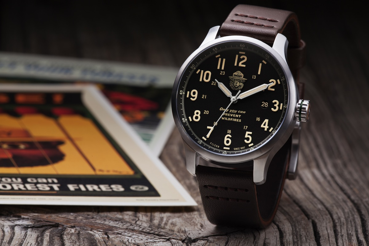 Filson Smokey Bear Watch