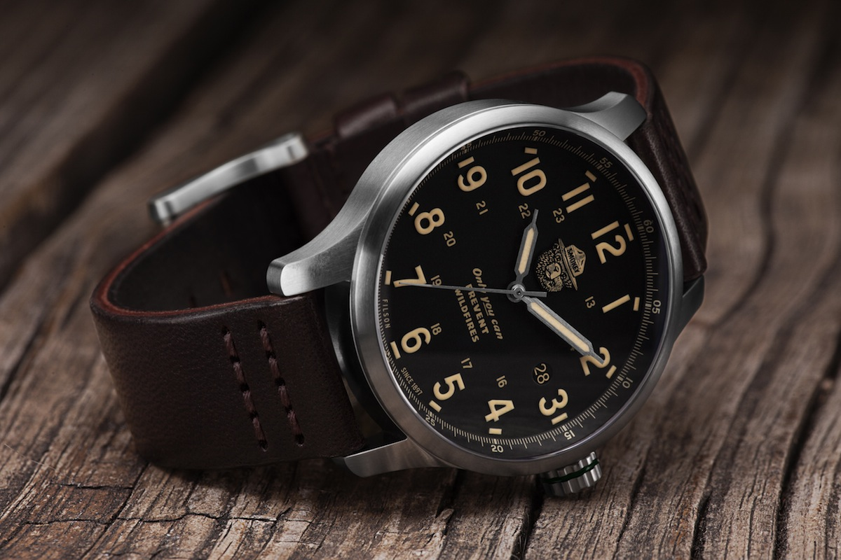 Filson Smokey Bear Watch 2