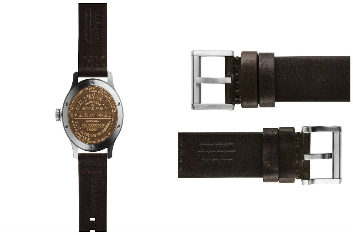 Filson Smokey Bear Watch 5