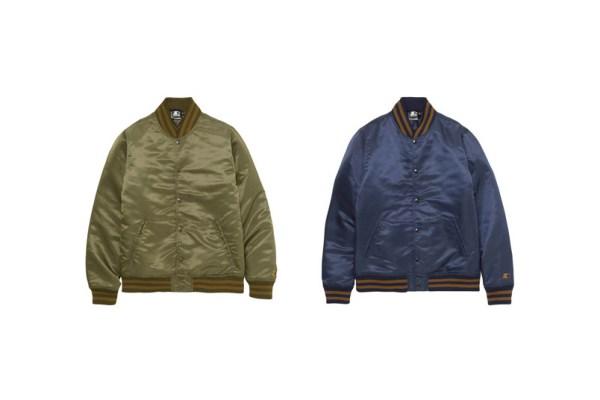 Mr Gentleman Starter Varsity Jacket