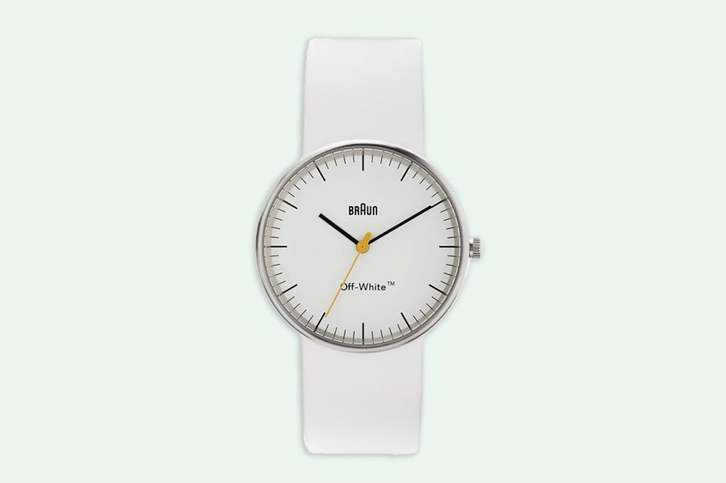 OFF-WHITE Braun Watch