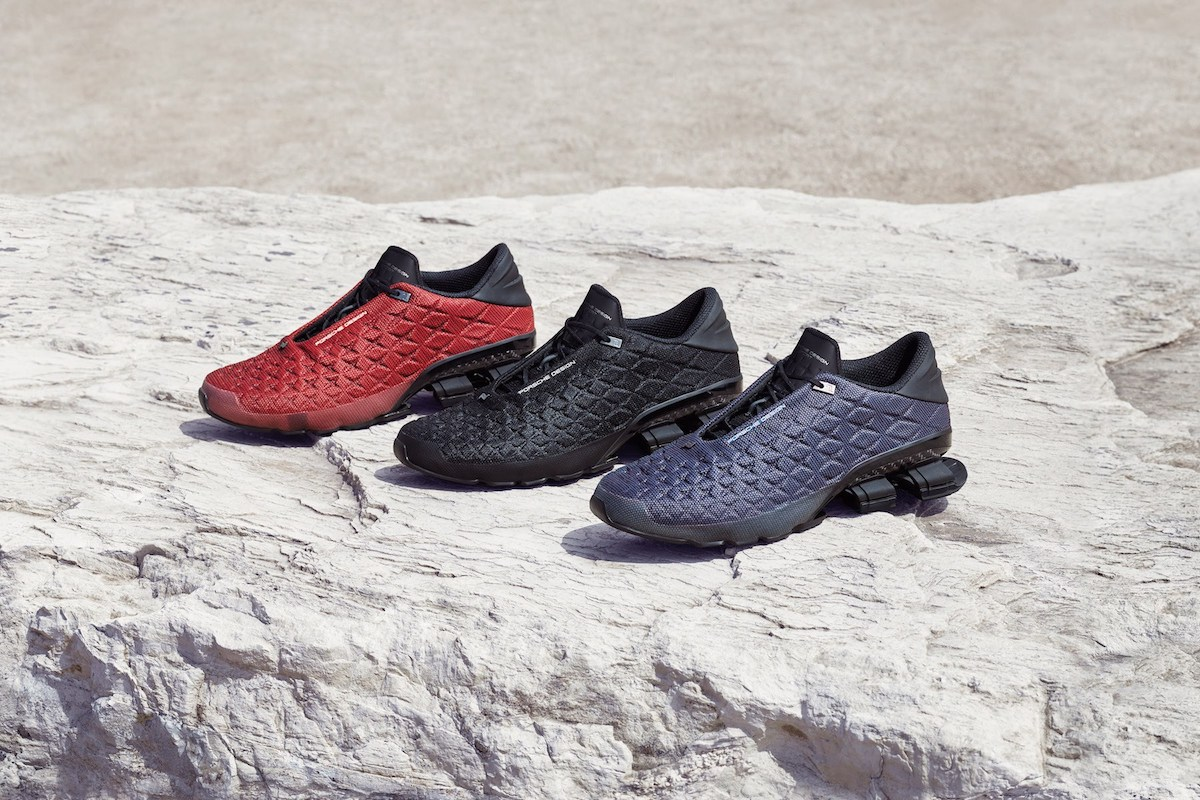 Porsche Design and Adidas Collaborate Once Again • Gear Patrol