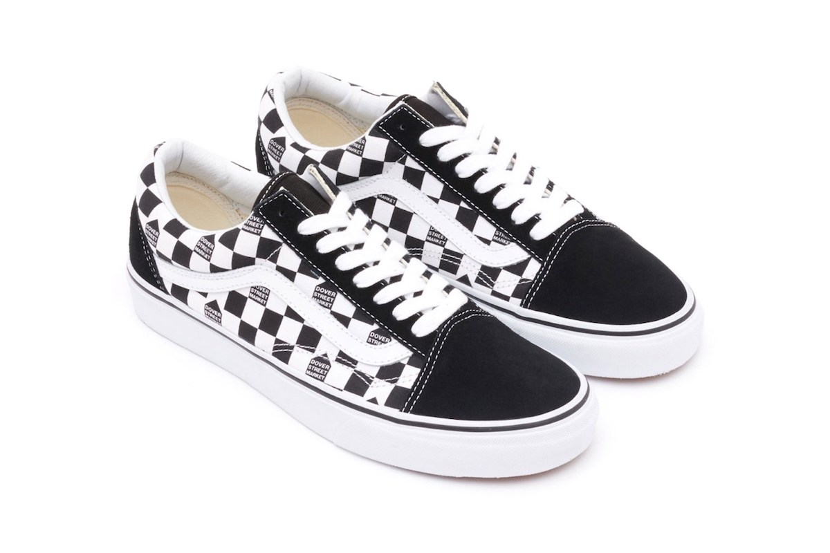 Vans Will Re-Release Dover Street Market Collaboration Shoes - Por ... 64e28ab18