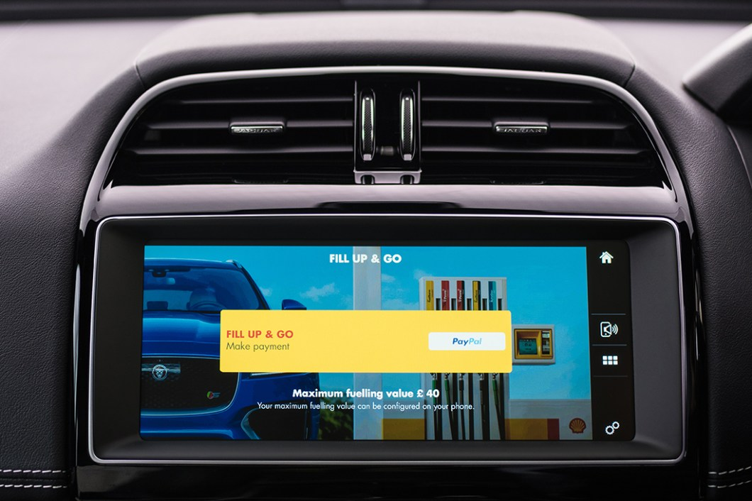 2018-jaguar-f-pace-xf-xe-pay-gas-car-touchscreens
