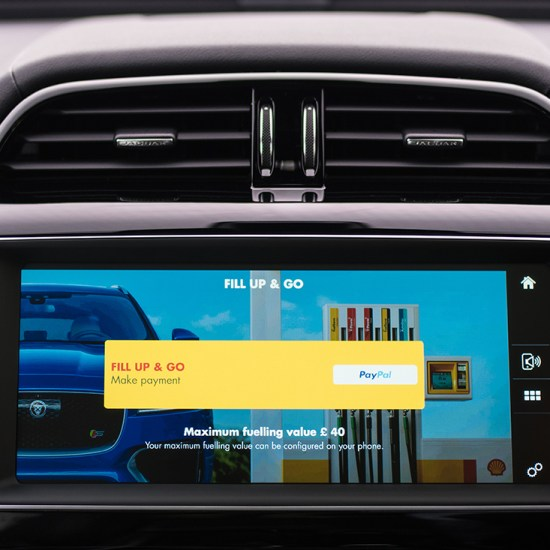 2018-jaguar-f-pace-xf-xe-pay-gas-car-touchscreens