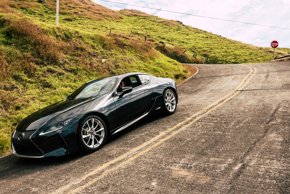 With Lc500 Lexus Delivers Luxury And Performance And An Experience
