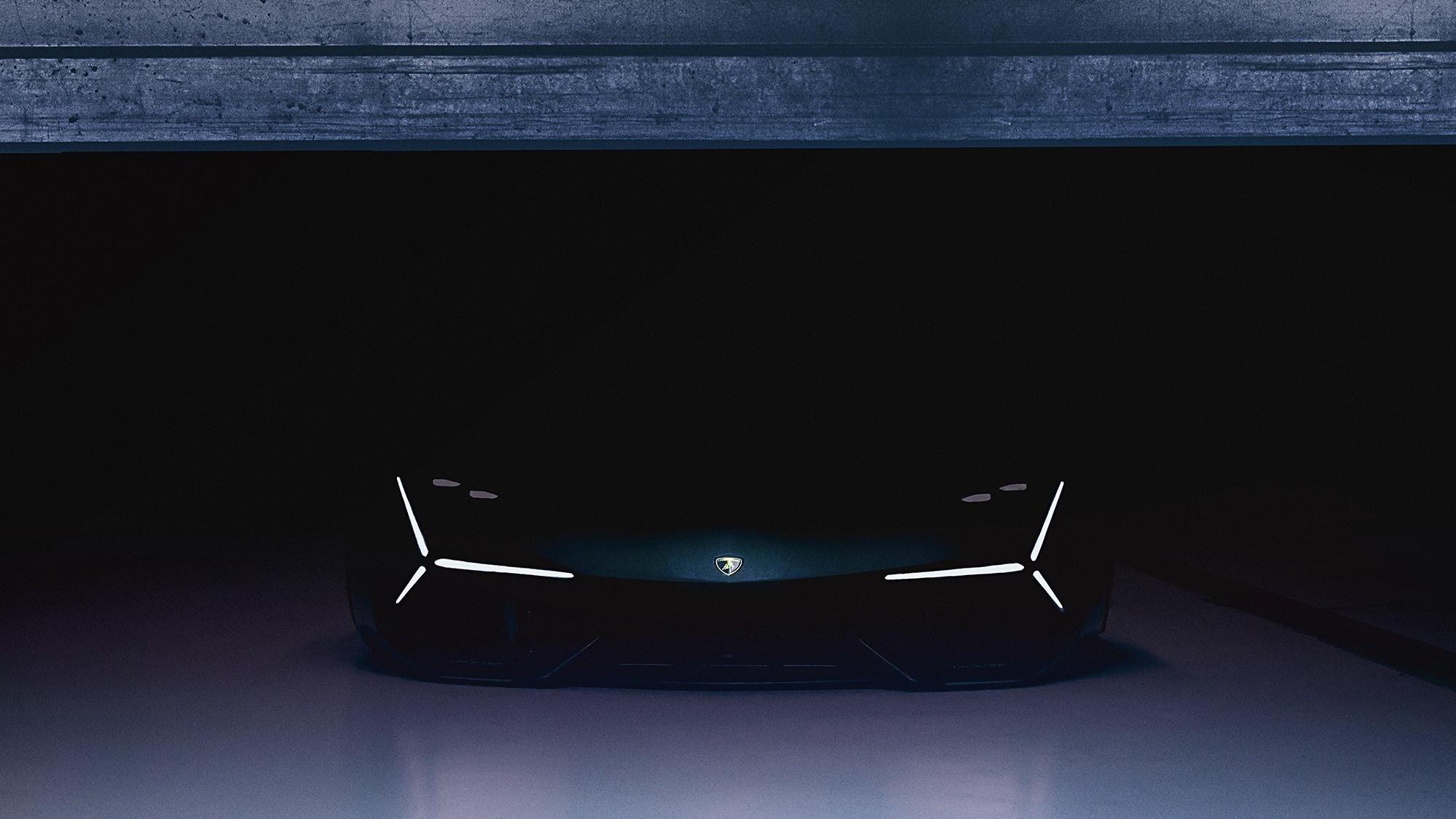 Lamborghini Terzo Millennio Free Lamborghini Has More To Comeu Soon