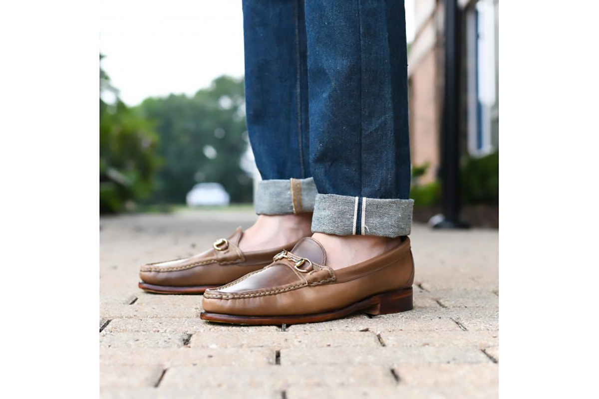 4700e035cc7e2 Oak Street Bootmakers' Natural Bit Loafer Is An American-Made Dream ...