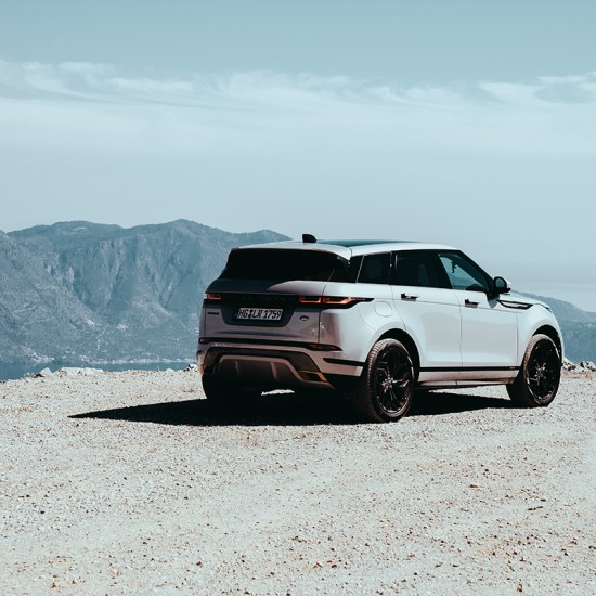 2020 Range Rover Evoque Takes Sustainable Approach To