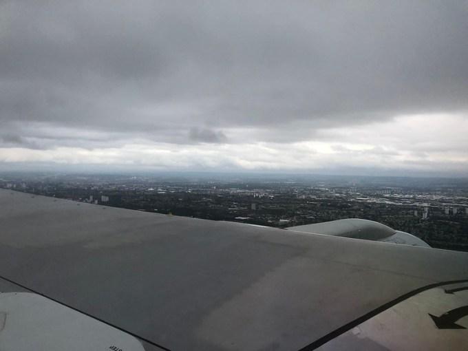 first glimpse of Scotland