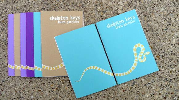 Skeleton Keys, Laura Garrison (special edition cover)