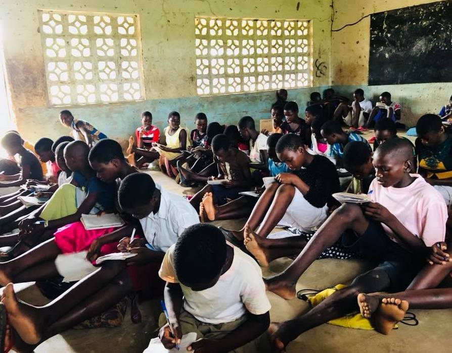 Building a new future for disadvantaged students in Malawi