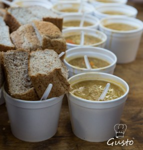 Ladles of Love soup & fresh bread