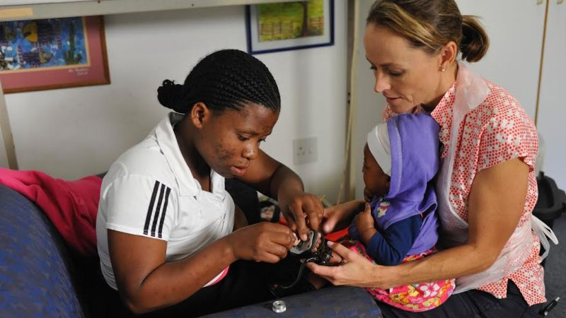 'STEPtember' Challenge to support 2000 SA Children Born with Clubfoot.