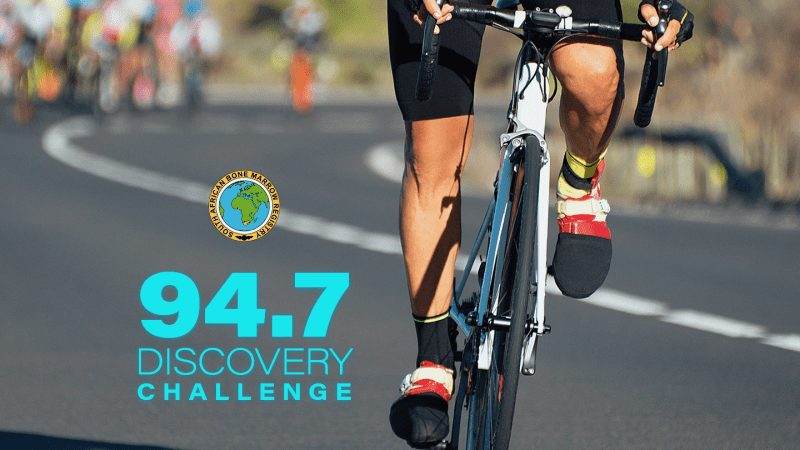 Joburgers gear up for 94.7 cycle challenge to support SA Bone Marrow Registry