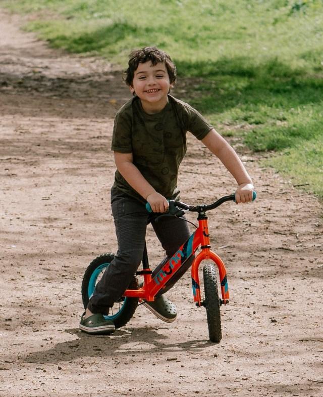 Aaron Bike