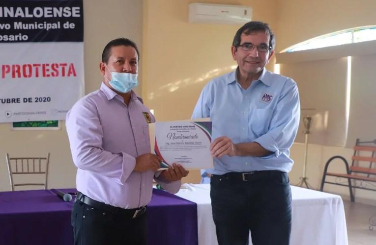 En El Rosario se unen más Líderes Sociales al Partido Sinaloense