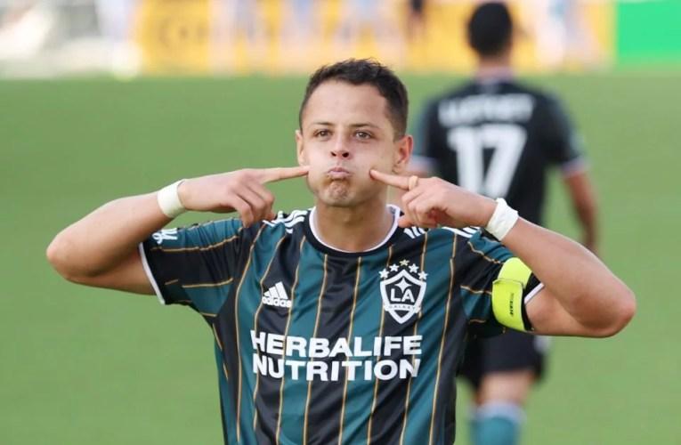 ¡Volvió Chicharito! Doblete espectacular para remontar al Inter Miami