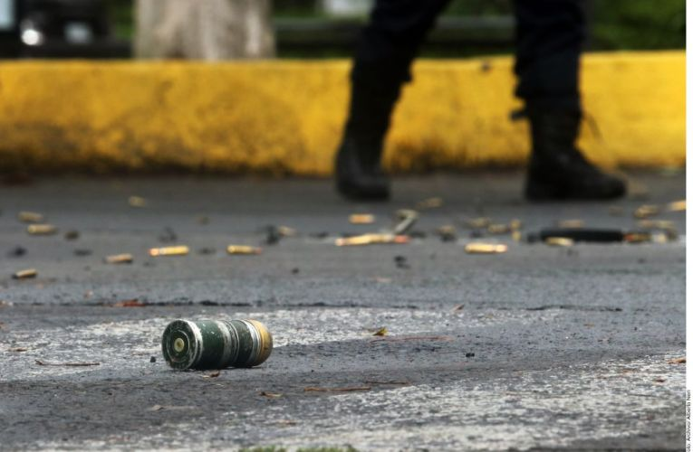 LLAMA LA ATENCIÓN A MEDIOS INTERNACIONALES NUMERO DE CANDIDATOS ASESINADOS EN LO QUE VA DEL PROCESO ELECTORAL MEXICANO.