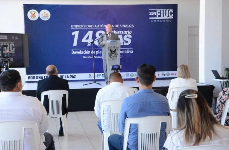 Cumple la UAS 148 años de ser parte esencial de la evolución de nuestra sociedad: Rector