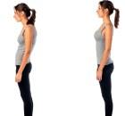 Ejercicios para corregir la postura corporal