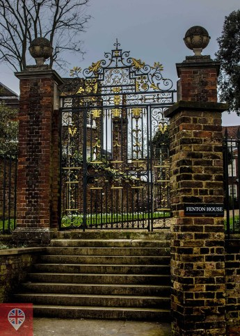 Fenton House Gate