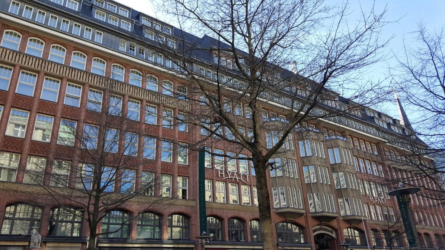 Levantehaus – a galeria escondida em Hamburgo