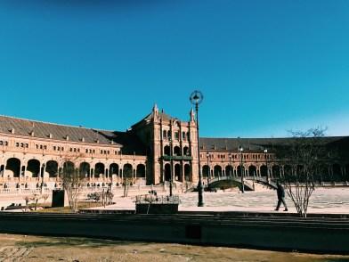 plaza espanha sevilla