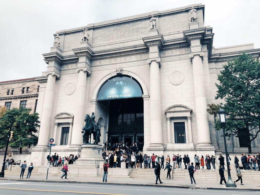 guia de museus em ny