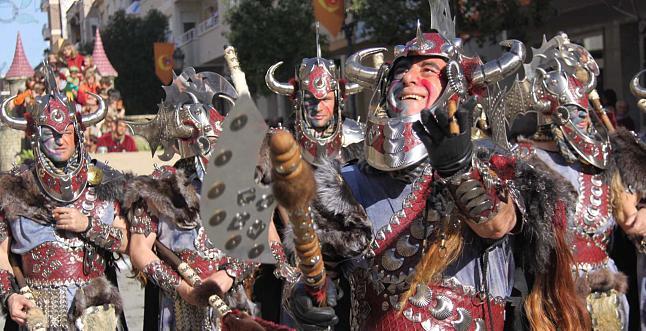 Fiestas de Moros y Cristianos en Onil