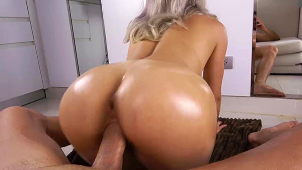 [Pornhub] Kriss Kiss – Sexy Blowjob and POV Fuck with Cumshot all over her Big Phat Ass! [720p]