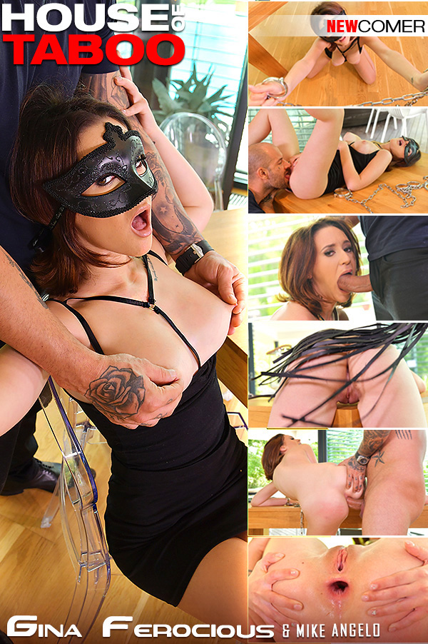[HouseOfTaboo – DDFNetwork] Gina Ferocious – Submissive Anal Pounding [1080p]