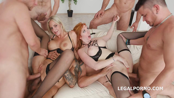 [LegalPorno] Red Vs Blond 2 – Lauren Phillips, Natalie Cherie – GIO705 [720p HEVC x265]