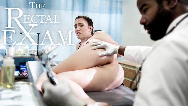 [PureTaboo] Maddy O'Reilly – The Rectal Exam [720p HEVC x265]