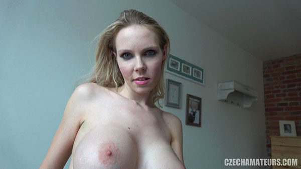 [CzechAmateurs] Amateurs 124 – Anally Obsessed Busty – Petra [1080p]