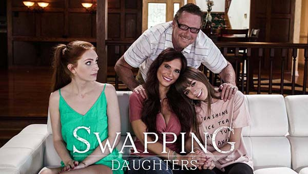 [PureTaboo] Alex Blake & Syren De Mer – Swapping Daughters [1080p] (Incest Roleplay)