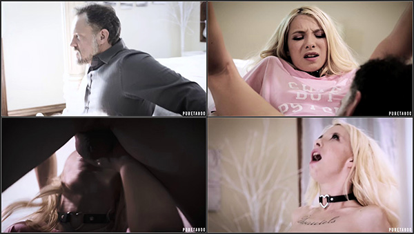 [PureTaboo] Kenzie Reeves – Dad Caught Me [540p HEVC x265]