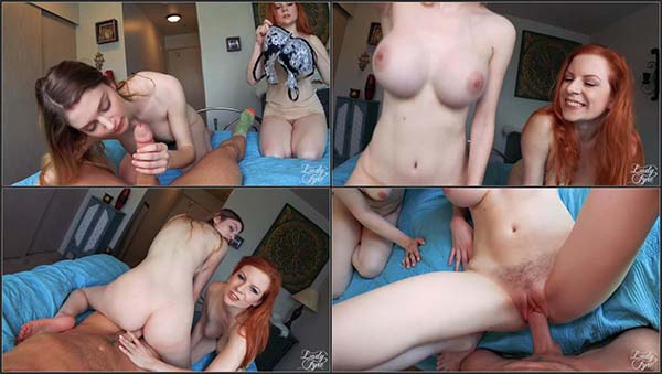 [Clips4Sale] Lady Fyre & Nadya Nabakova – Stepmother Hires Sex Therapist [720p x265 HEVC]