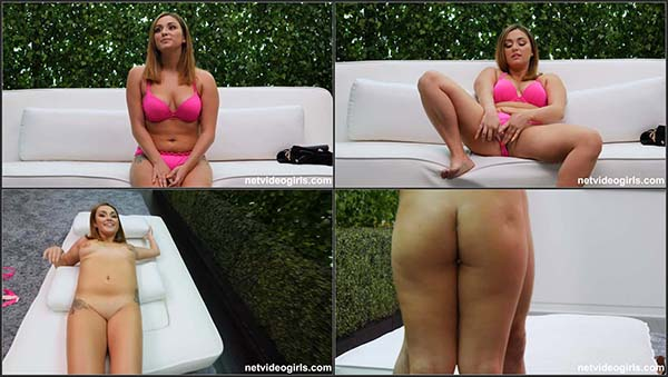 [NetVideogirls] Natalie - Thick Fun loving Calendar Girl [720p HEVC x265 30FPS]