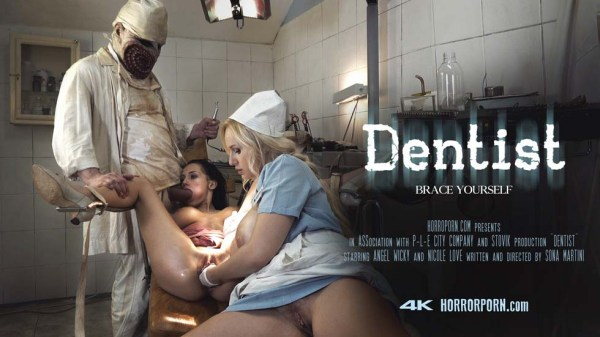 [XVirtual] Dentist - Angel Wicky, Nicole Love (Oculus/Go/Quest/Vive 4K) [1920p 60FPS]