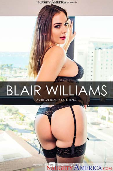 [NaughtyAmericaVR] Blair Williams (PSVR/Smartphone) [1080p 60FPS]