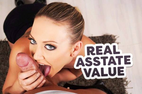 [18VR] Real Asstate Value Starring: Adira Allure (GearVR) [1440p 60FPS]