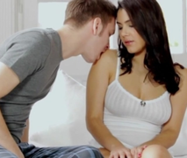 Romantic Partner Closeup With A Creampie Orgasm