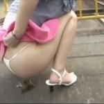 japanese open defecate