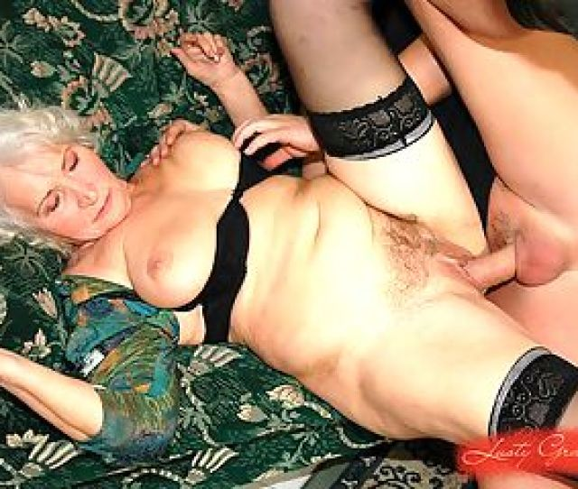 Very Old Norma Is Fucked By A Big Crazy Burglar Cute Red Haired Granny