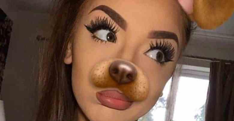 snapchat girls filter