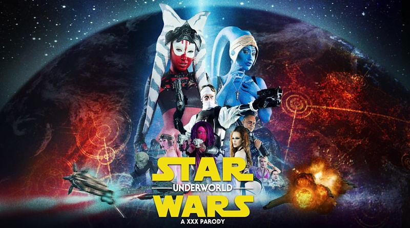 Star Wars Underworld – An XXX Parody Porn Movie