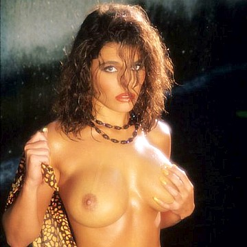 Andrea Kurtz Penthouse Pet of the month May 1997